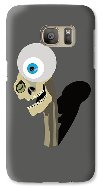Alfred Kubin Galaxy S7 Case by Michael Jordan