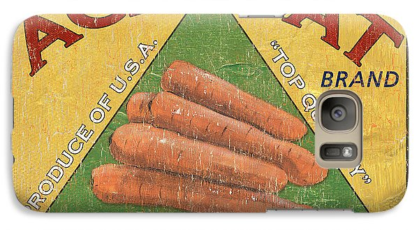 Americana Vegetables 2 Galaxy S7 Case by Debbie DeWitt