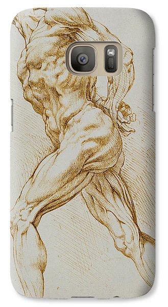 Anatomical Study Galaxy S7 Case by Rubens