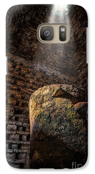Ancient Dovecote Galaxy Case by Adrian Evans