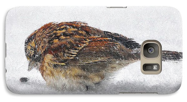 And These Thy Gifts  Galaxy S7 Case by Lois Bryan