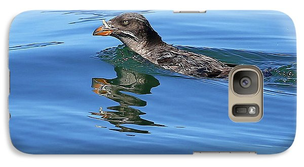 Angry Bird Galaxy S7 Case by BYETPhotography