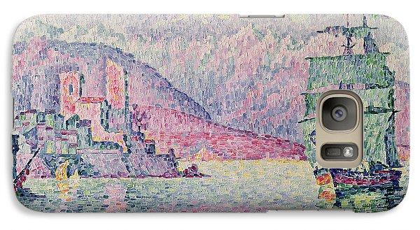 Antibes Galaxy S7 Case by Paul Signac