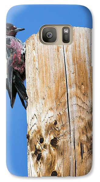 Any Tree Will Do Galaxy S7 Case by Mike Dawson