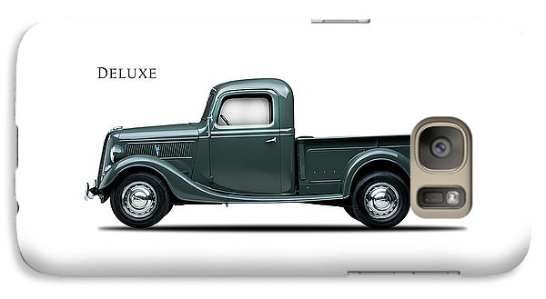Ford Deluxe Pickup 1937 Galaxy S7 Case by Mark Rogan