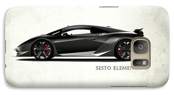 Lamborghini Sesto Elemento Galaxy S7 Case by Mark Rogan