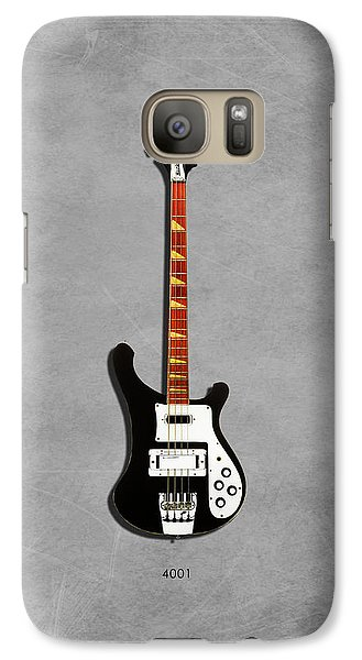 Rickenbacker 4001 1979 Galaxy S7 Case by Mark Rogan