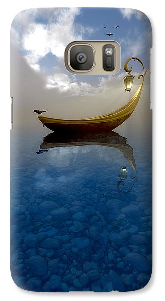 Narcissism Galaxy S7 Case by Cynthia Decker