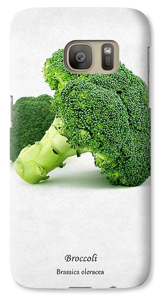 Broccoli Galaxy Case by Mark Rogan