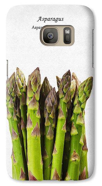 Asparagus Galaxy Case by Mark Rogan