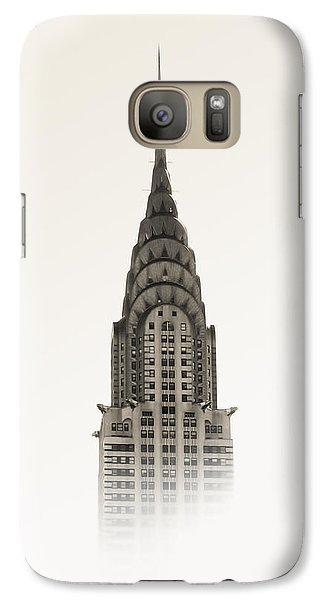 Chrysler Building - Nyc Galaxy Case by Nicklas Gustafsson