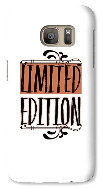 Limited Edition Galaxy S7 Case by Melanie Viola
