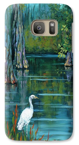 The Fisherman Galaxy Case by Dianne Parks