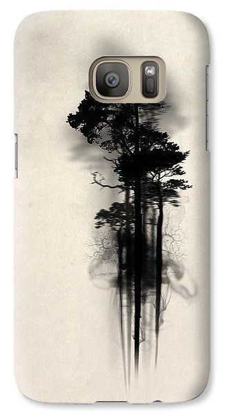 Enchanted Forest Galaxy Case by Nicklas Gustafsson