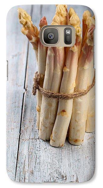 Asparagus Galaxy Case by Nailia Schwarz