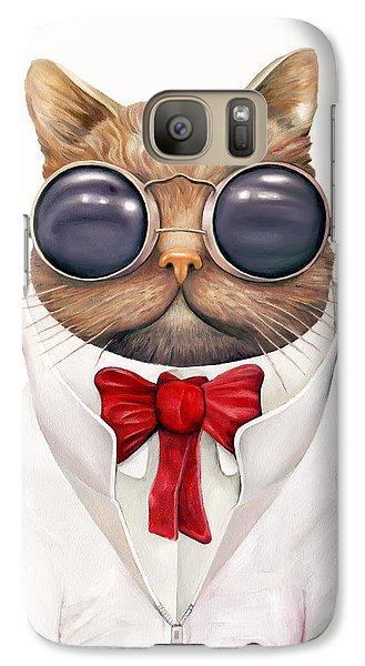 Astro Cat Galaxy Case by Animal Crew