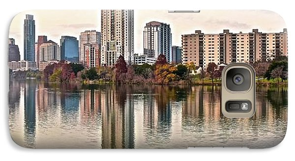Austin Wide Shot Galaxy Case by Frozen in Time Fine Art Photography