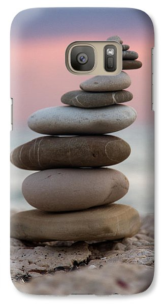 Balance Galaxy Case by Stelios Kleanthous