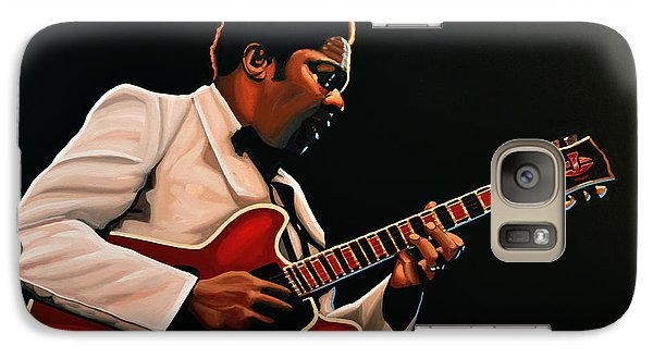 B. B. King Galaxy S7 Case by Paul Meijering