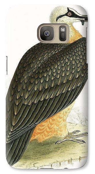 Bearded Vulture Galaxy Case by English School