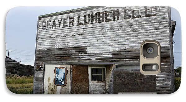 Beaver Lumber Company Ltd Robsart Galaxy Case by Bob Christopher