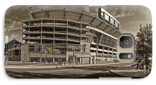 Beaver Stadium Galaxy S7 Case by Jack Paolini