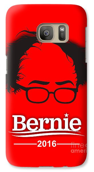 Bernie Sanders Galaxy Case by Marvin Blaine