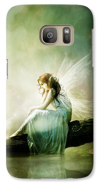 Best Of Friends Galaxy Case by Mary Hood