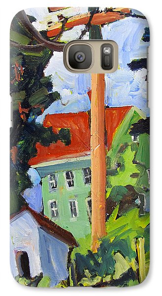 Big Power To The Whitehouse Galaxy S7 Case by Charlie Spear