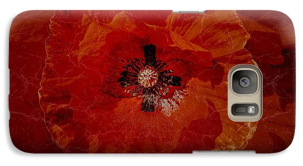 Bloody Mary Galaxy S7 Case by Mona Stut