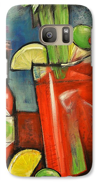 Bloody Mary Galaxy S7 Case by Tim Nyberg