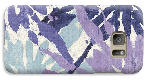Blue Curry II Galaxy Case by Mindy Sommers