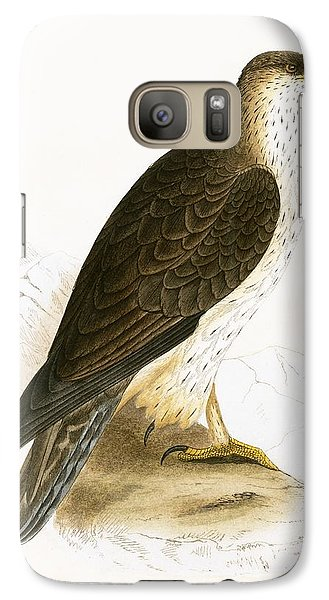 Bonelli's Eagle Galaxy S7 Case by English School