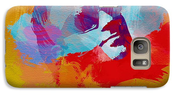 Bono U2 Galaxy S7 Case by Naxart Studio