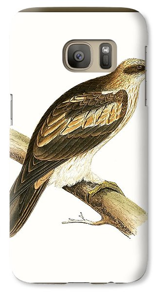 Booted Eagle Galaxy S7 Case by English School
