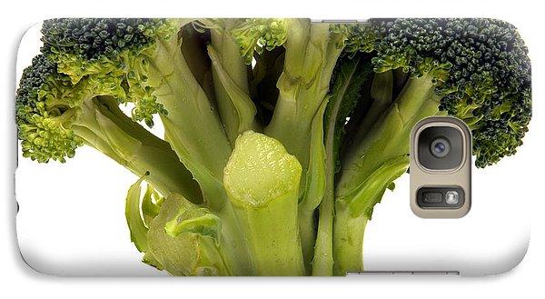 Broccoli  Galaxy S7 Case by Olivier Le Queinec