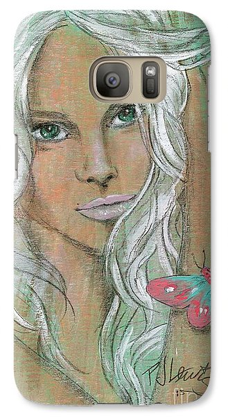 Butterfly Galaxy Case by P J Lewis