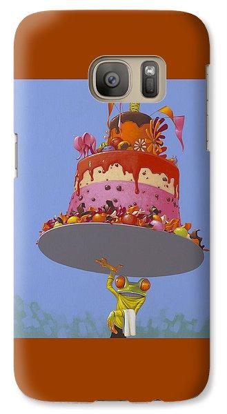 Cake Galaxy Case by Jasper Oostland