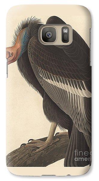 Californian Vulture Galaxy S7 Case by John James Audubon