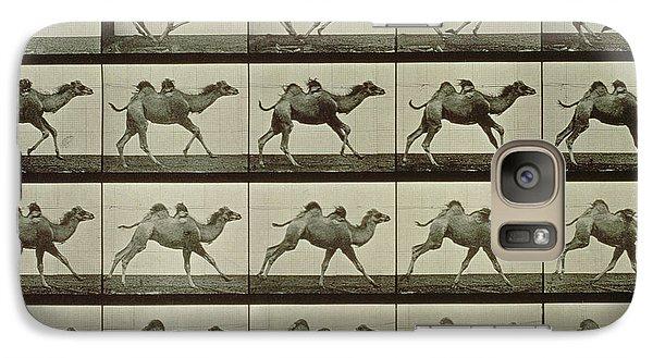 Camel Galaxy Case by Eadweard Muybridge