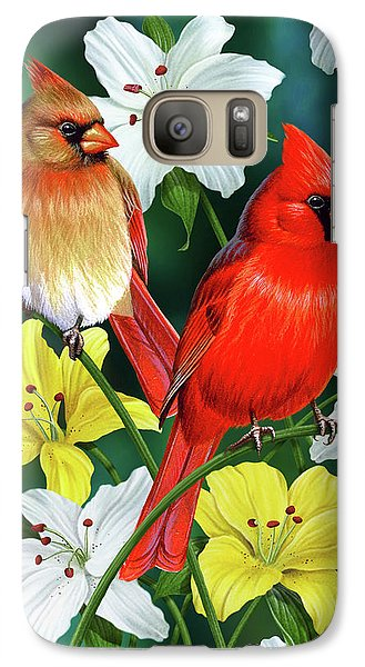 Cardinal Day 2 Galaxy S7 Case by JQ Licensing