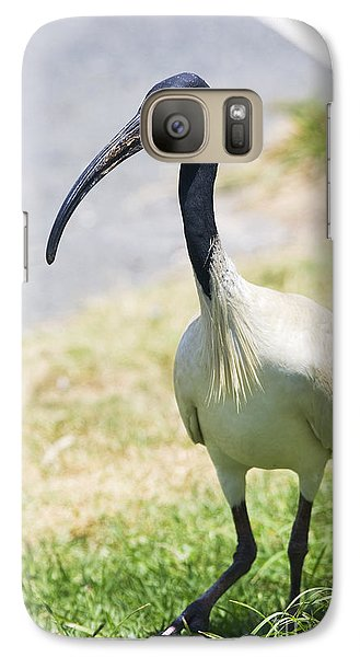 Carpark Ibis Galaxy Case by Jorgo Photography - Wall Art Gallery