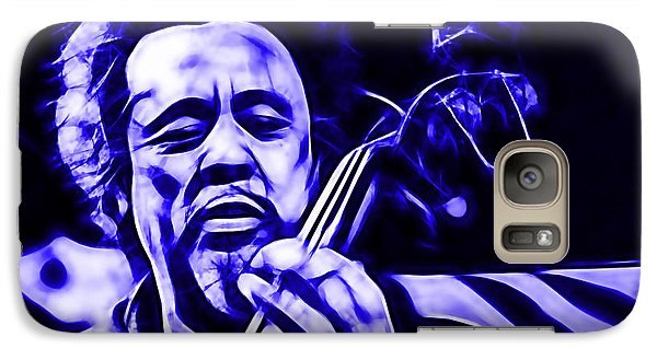 Charles Mingus Collection Galaxy Case by Marvin Blaine