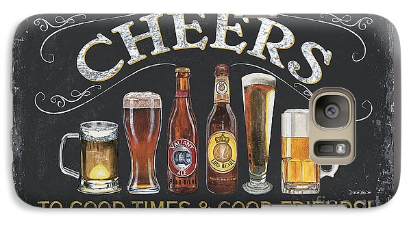 Cheers  Galaxy Case by Debbie DeWitt