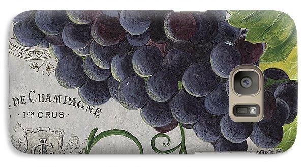Vins De Champagne 2 Galaxy Case by Debbie DeWitt