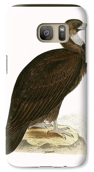 Cinereous Vulture Galaxy Case by English School