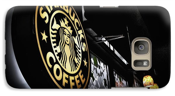Coffee Break Galaxy S7 Case by Spencer McDonald