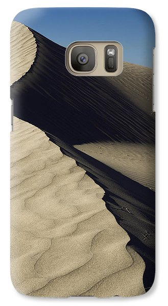 Contours Galaxy S7 Case by Chad Dutson
