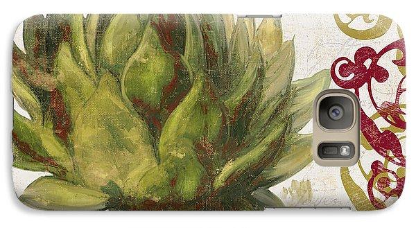 Cucina Italiana Artichoke Galaxy S7 Case by Mindy Sommers