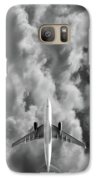 Destination Unknown Galaxy S7 Case by Mark Rogan